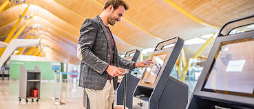 Biometrics and business travel
