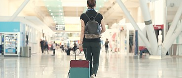 Luggage how about travelling light and with peace of mind
